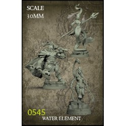 Water Element 30 mm