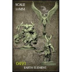 Earth Element 30mm