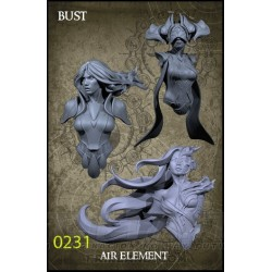Air Element Buts
