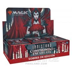 Compromiso Escarlata -Set Box