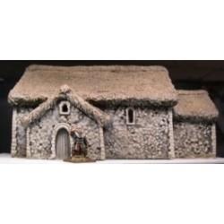 Large Wattle & Daub dwelling