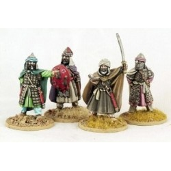 Moorish archers (4)