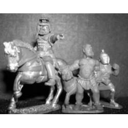 Aged Roman Emperor