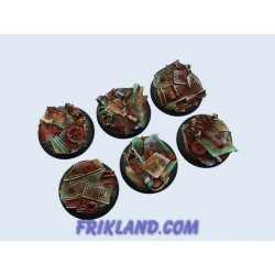 Scrapyard Bases, Round 40mm (2)