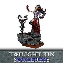 Abyssal Elf Sorceress