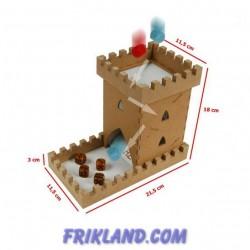 Torre de dados - Castillo