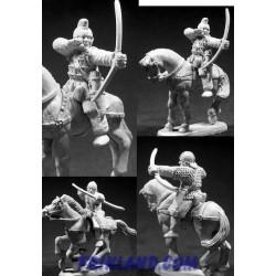 Cataphracts, Kontos Attacking (4)