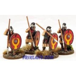 Armoured Archers (4)