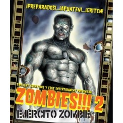 Zombies!!! 2 Ejercito zombie Expansion