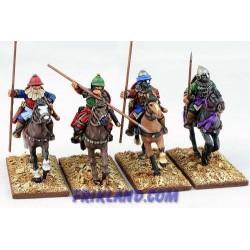 Saracen Mounted Ghulams (Bows) (H'guard)