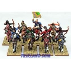 Saracen Mounted Warriors (8)