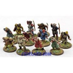 Saracen Mounted Warriors (Bows) (8)