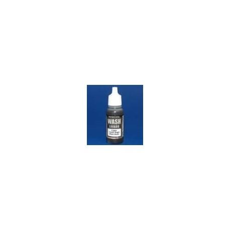 Wash/Lavado Negro 17 ml. Black 17ml.