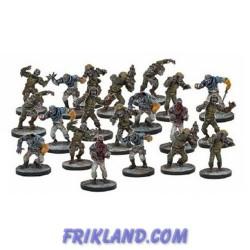 Plague Zombies (20 Figures)