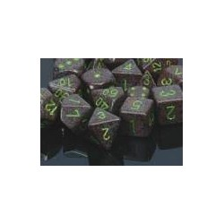 Speckled 16mm d6 Earth (12 Dice)