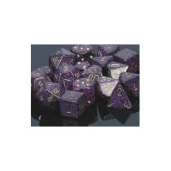 Speckled 16mm d6 Hurricane (12 Dice)