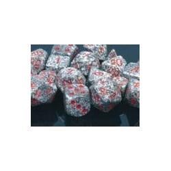 Speckled 16mm d6 Granite (12 Dice)