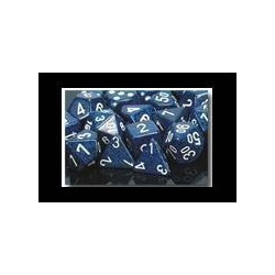 Speckled 16mm d6 Stealth (12 Dice)