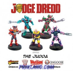 THE JUDDA