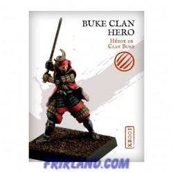 BUKE CLAN HERO - HEROE DE CLAN BUKE