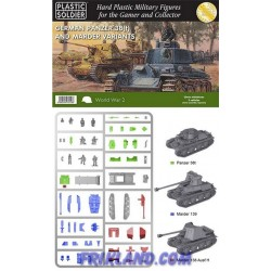 15mm Panzer 38T with Marder options (5)