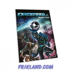 Dreadball Season 3 Rulebook