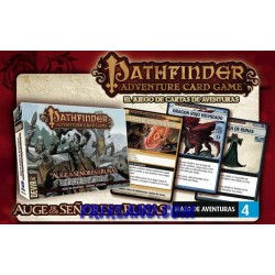 Pathfinder JCA: Mazo de Aventuras 3
