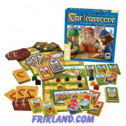 Carcassonne – Cartcassonne (Juego De Cartas)