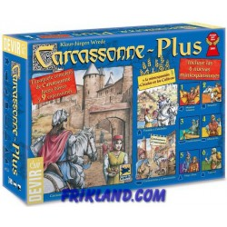 Carcassonne – Plus