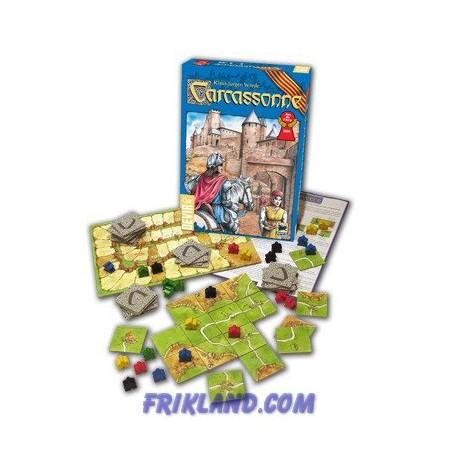 Carcassonne – Posadas Y Catedrales