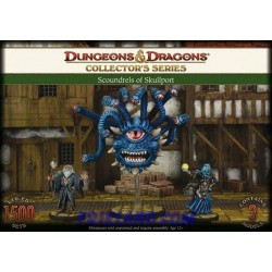 D&D: Scoundrels of Skullport