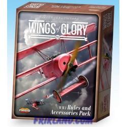 Wings of Glory - WW1 (Ed. en castellano)