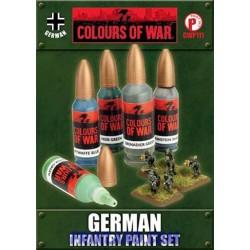 German Armour Paint Set