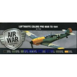 Luftwaffe Maritime and Tropical Colors