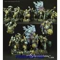Barbarians Horde 8 miniatures (8)