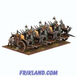 Orc Fight Wagon Regiment