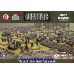 Brett's Brawlers (US Army Deal)