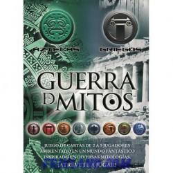 Guerra de Mitos: Aztecas vs Griegos