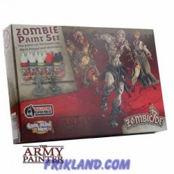 Warpaints Zombicide Black Plague Set