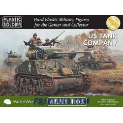 15mm US Tank Company Army 1944