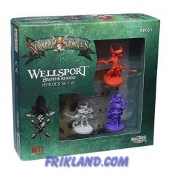 Wellsport Heroes Set 1
