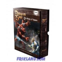 Dungeon Saga : Legendary Heroes of Dolgarth